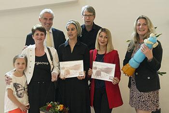 Brood en Rozen wint Ab Harrewijn Prijs 2018
