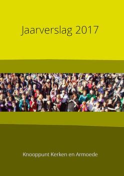 Jaarverslag Knooppunt Kerken en Armoede 2017