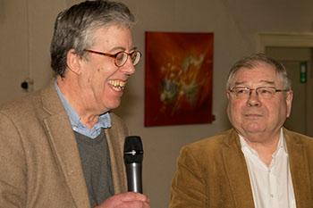 Herman Noordegraaf en Jozef Wissink